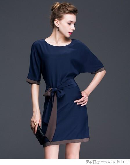 连衣裙是永远不会腻的单品