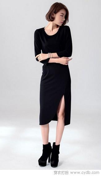 梨形身材女生应该如何穿之裙装篇