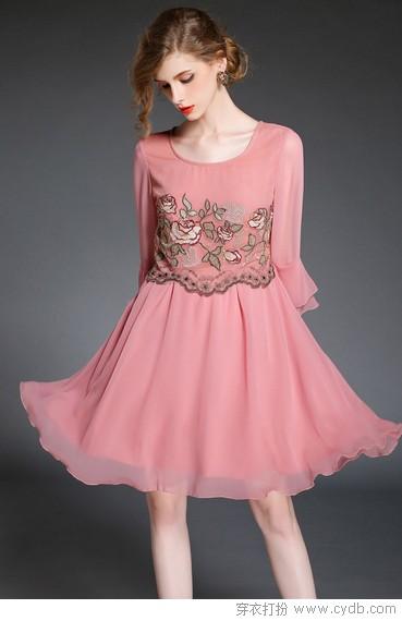 初秋粉色系 满满都是爱