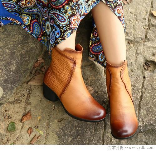 穿新鞋 走心路