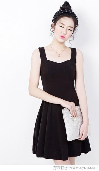 ★必备小黑裙 一起温故而知新吧