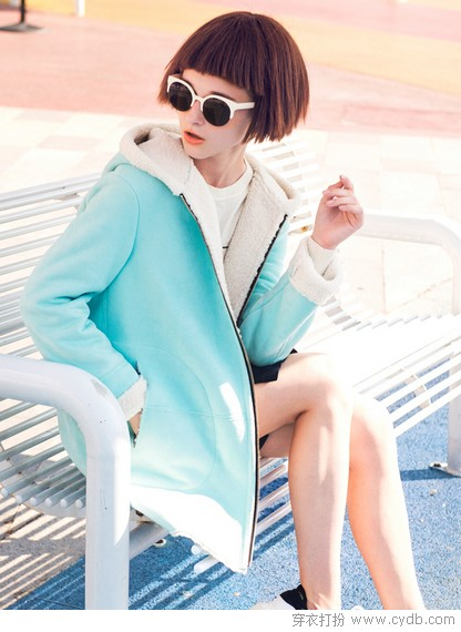 麂皮外套,时髦复古全都有