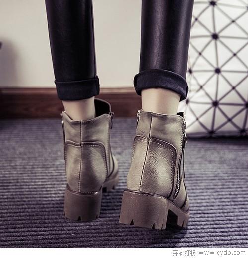 ★姑娘们 短靴可以穿起来啦