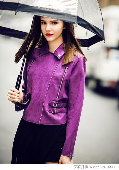 玲珑女最爱的短外套