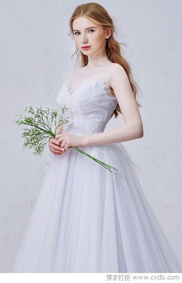 仙气十足小礼服