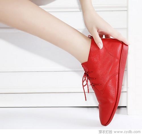 ★短靴舒适你爱哪一点