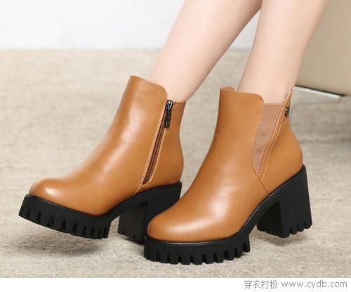 ★穿不厌的马丁靴