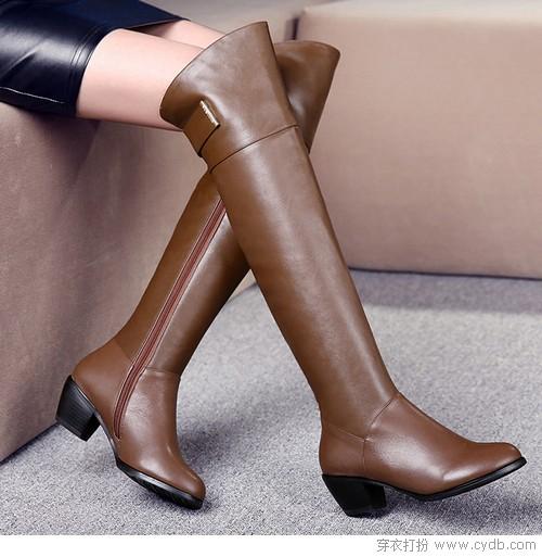 靴筒短中长每样来一双