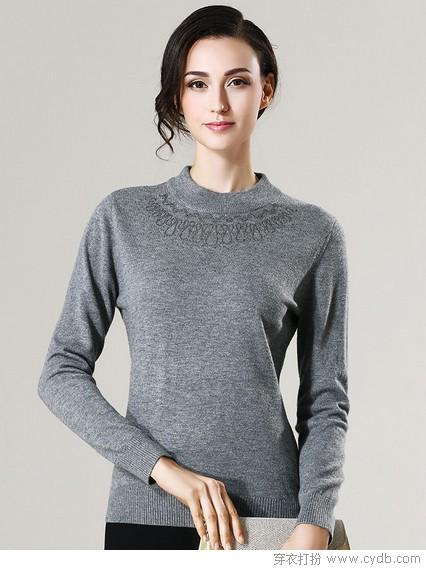 毛衣篇-穿衣打扮-衣服搭配-服饰搭配