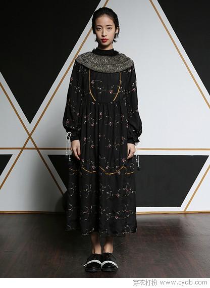 裙装style抹平季节穿搭界限