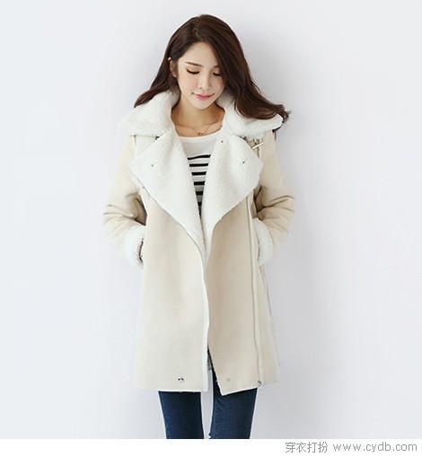 外套,要两件一起穿才最好