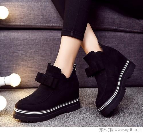 加点时尚佐料,短靴最怡人
