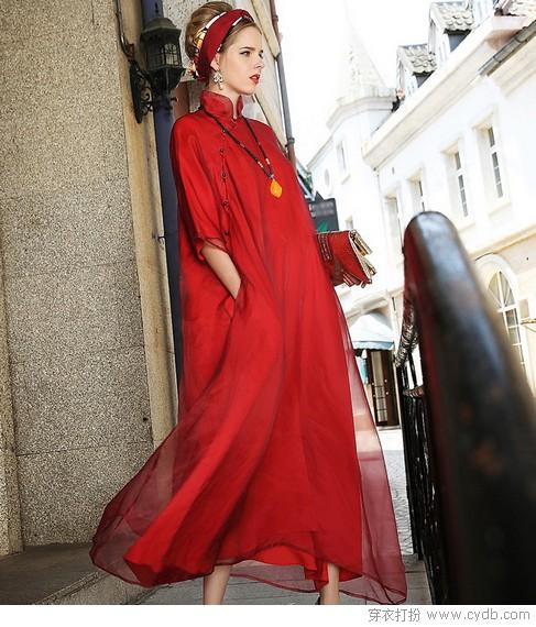 女神進階必備款 連衣裙當之無愧