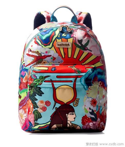 کوله پشتی و کیف مدرسه دخترانه
