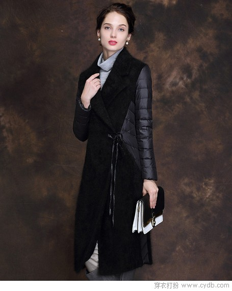 寒潮当前,加厚款羽绒服很有必要