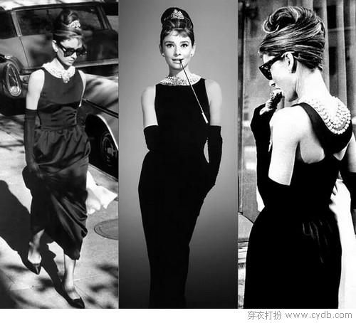 小黑裙演绎最难抵御的诱惑