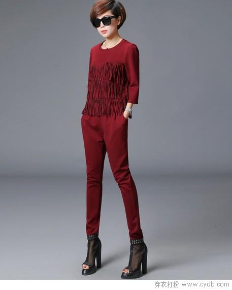 新春要换新装扮,最最给力是套装