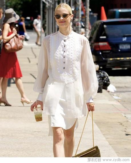 此处有白裙翩翩然,等风来