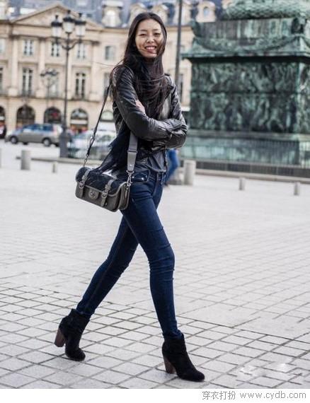 百搭牛仔裤 穿越时光的依赖