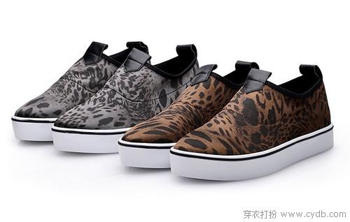 懒人鞋不懒,春款新穿刷出时尚存在感