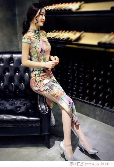 妙曼女子成长记之旗袍日记