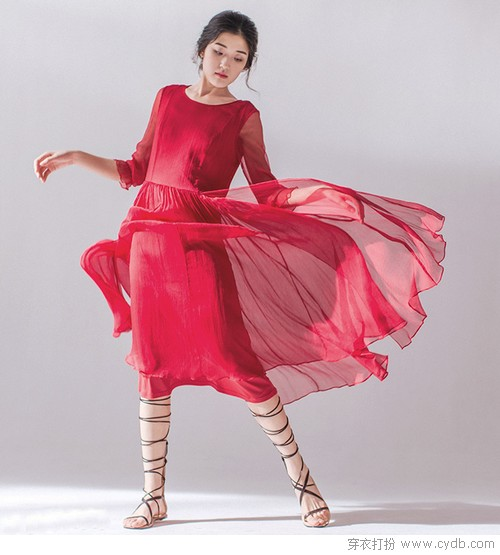 各花入各眼,挑裙子不只貌美还要看环境