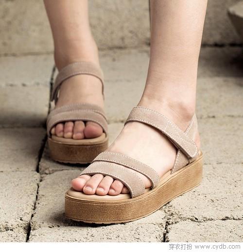 ★裸色鞋 高人气矮黑博主的最爱