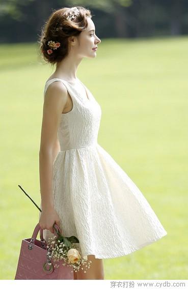 女神标配,怎能少了连衣裙