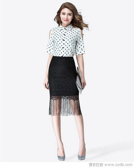 这些半身裙,搭配什么上衣都好看!
