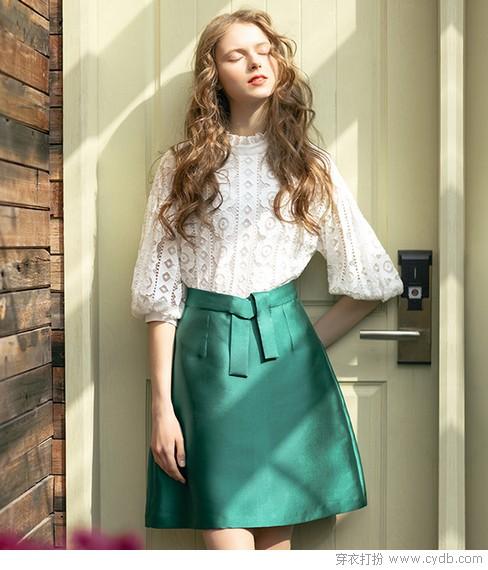 ★长长短短半身裙,给你更多的变化空间