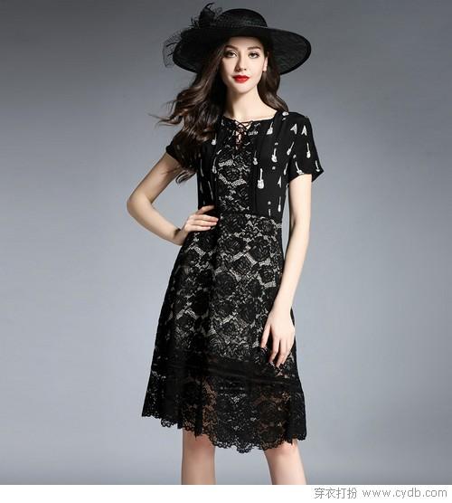 ★作为女人,你得明白小黑裙的好