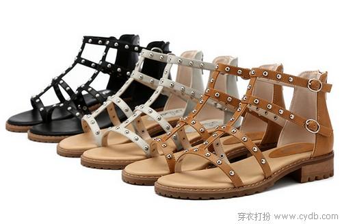 今夏凉鞋的正确打开方式——时髦还得有味道