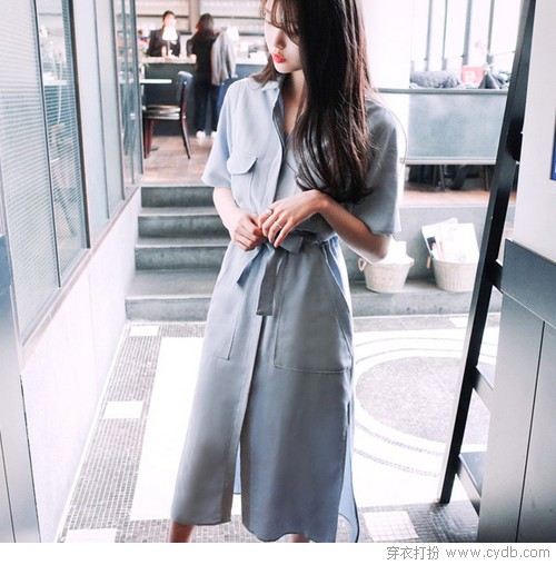 不挑身材的衬衫裙,这里有几个选款小<a style='top:0px;' href=/article/tag/k/%25E6%258A%2580%25E5%25B7%25A7.html target=_blank ><strong style='color:red;top:0px;'>技巧</strong></a>