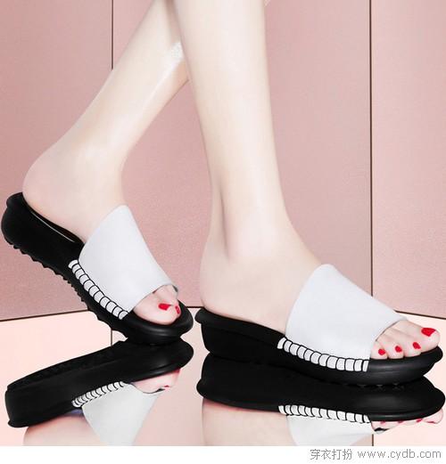 凉拖鞋可替代凉鞋,不服来辩