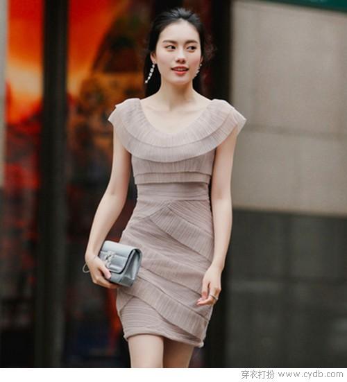 嘿,女神,你为啥偏爱这款裙?