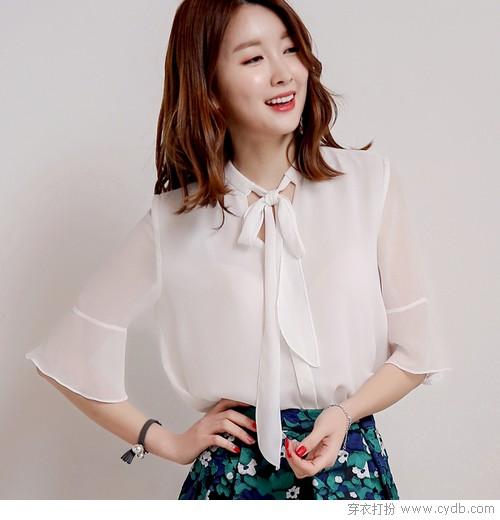 你的白衬衫能拯救常不在线的颜值吗?