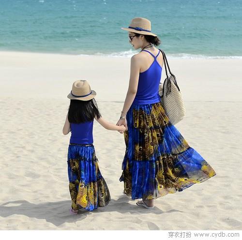 时尚要从小培养,穿得好看永远自带光芒