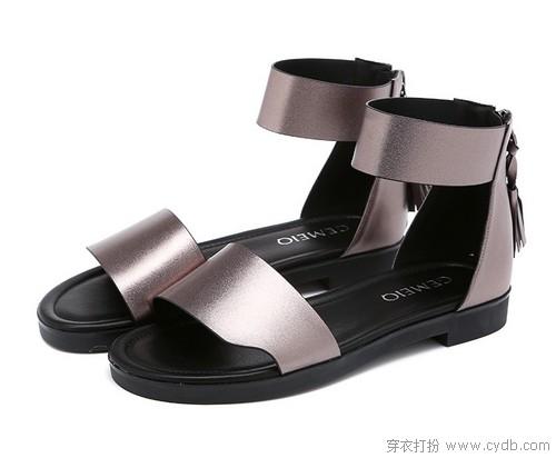 一步一腳印 平底鞋的舒適日常