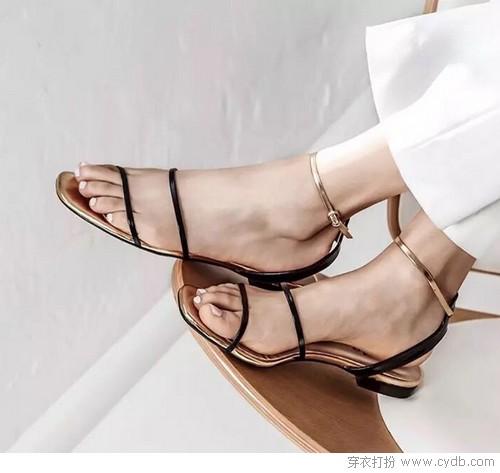 一步一脚印 平底鞋的舒适日常