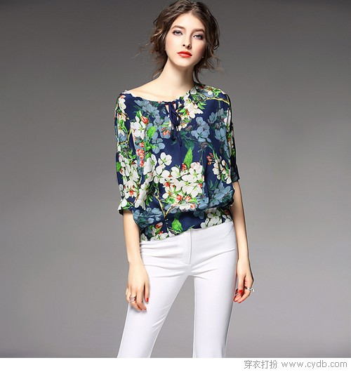 衬衫季飘然而来,美美的你会怎么穿