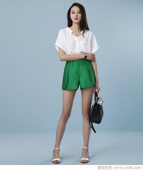 看不懂潮流不要紧,穿好白色也能时尚一夏