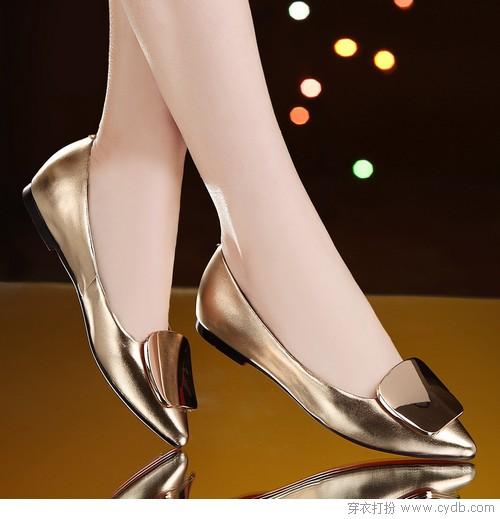 单鞋为王 夏秋之交完美过渡品