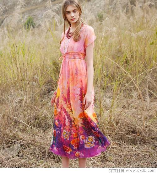 嗨!姑娘,你应该多穿些漂亮裙子