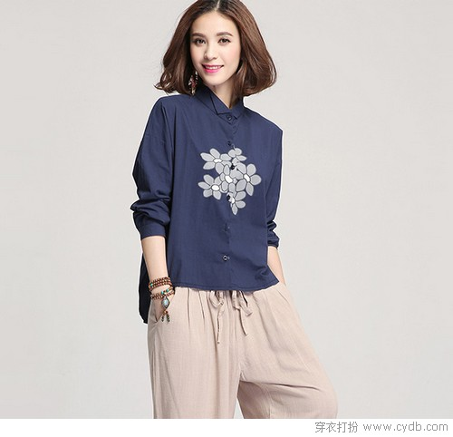 <a style='top:0px;' href=/article/tag/k/%25E7%25A7%258B%25E8%25A3%2585.html target=_blank ><strong style='color:red;top:0px;'>秋装</strong></a>浪漫第一站,过目难忘新款衬衫
