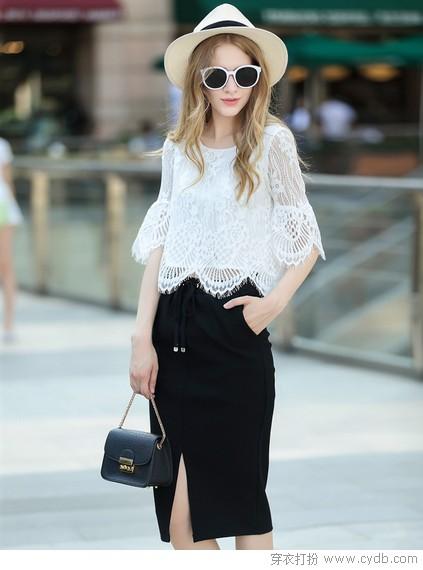 提升幸福感的蕾丝小衫,你看中哪件?