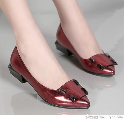 看看能跟秋装新款一样登对的单鞋有哪些