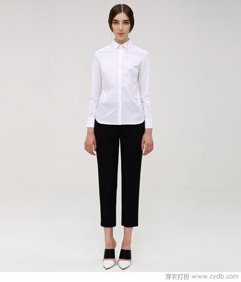 衬衫选定小目标,没sei比它更时髦