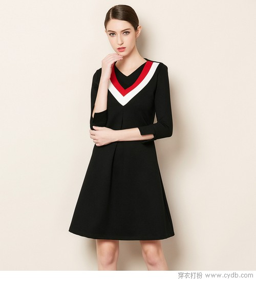 超实用针织裙助你打造自我风格