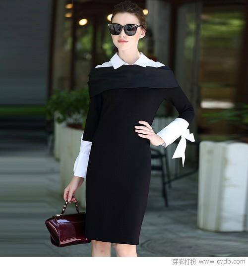 秋冬连衣裙在线,颜值气质不掉线