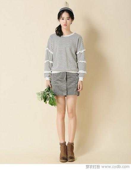 一件衣服可从秋穿到春是一种什么体验